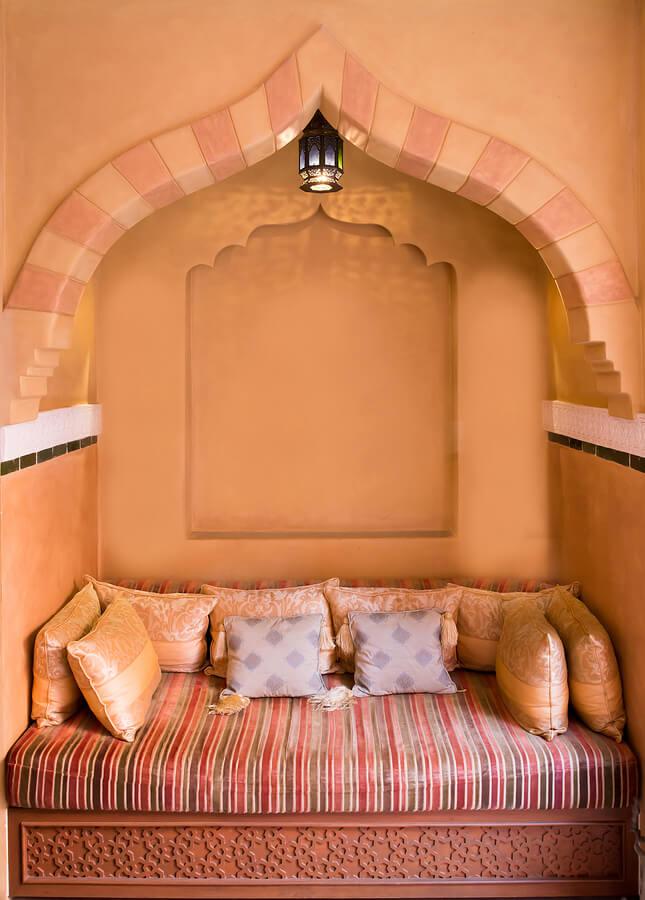 עיצוב בסגנון מרוקאי
