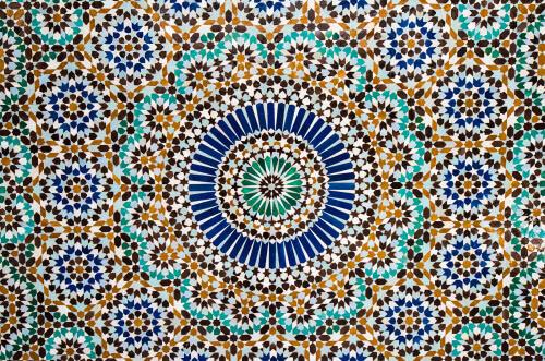 אריחים מרוקאיים ליצירת אווירה אתנית