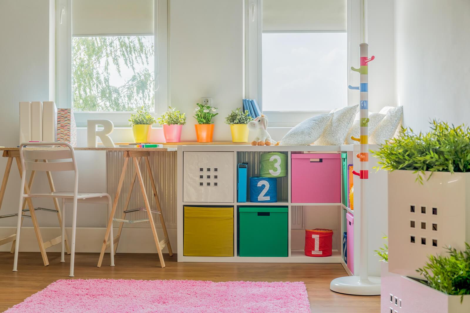 מעצבים חדרי ילדים