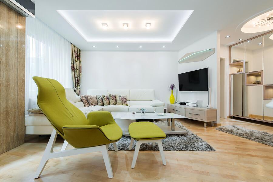 שימוש בצבעים לעיצוב הבית