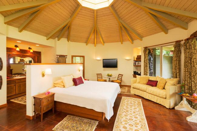 חדרי שינה טרופיים